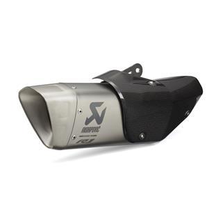 Slip-on Muffler Titanium / 90798-33301-00