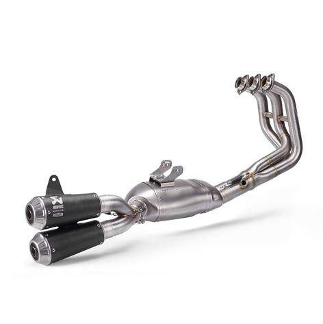 Low-Mount Exhaust System / 90798-34520-00