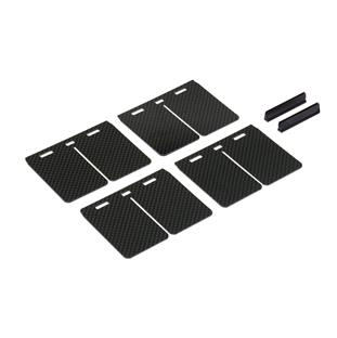 VFORCE ® carbon fibre membrane plates / 1SR-VF0RC-SP-00