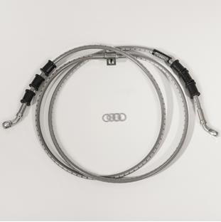Conducte de frână spate din oţel inoxidabil GYTR® / B57-F58A0-V0-00