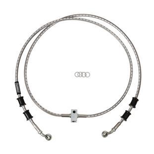 Conducte de frână faţă din oţel inoxidabil GYTR® / B57-F58E0-V0-00