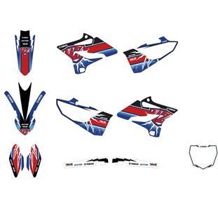 Kit de autocolante pentru YZ250 / 1SS-E4240-00-00