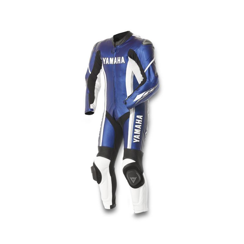 Combinezoane de curse din piele, dintr-o piesă, Yamaha Speedblock