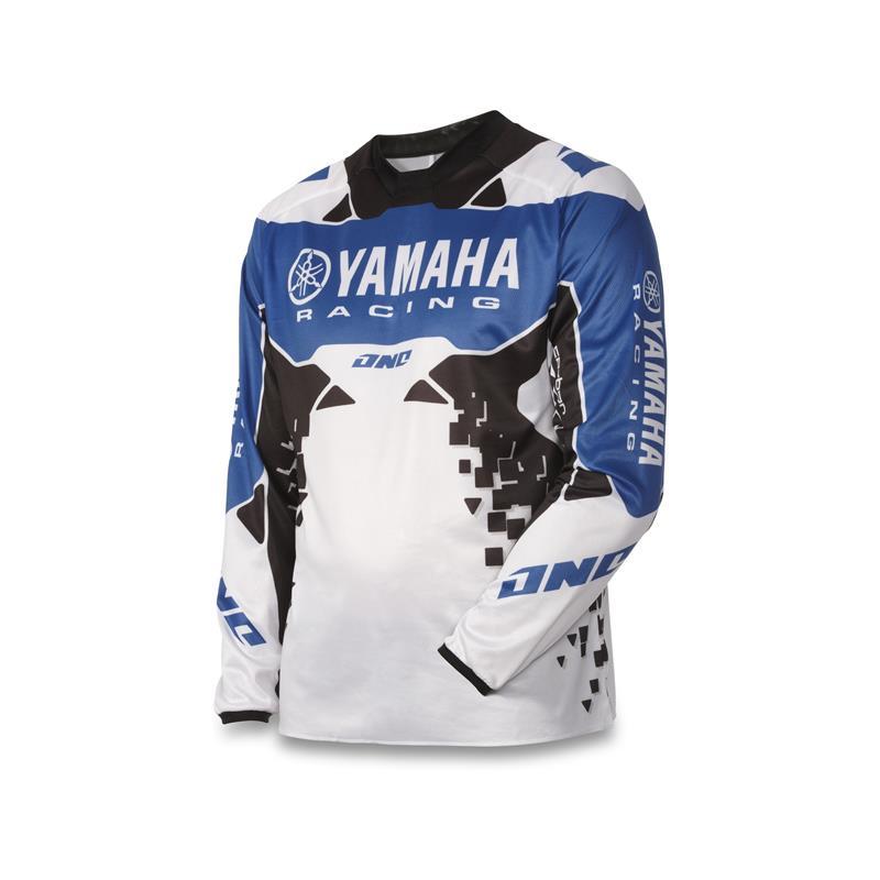 maillot mx carbon vestimentaire a13 gt112 e0 1l yamaha motor france. Black Bedroom Furniture Sets. Home Design Ideas