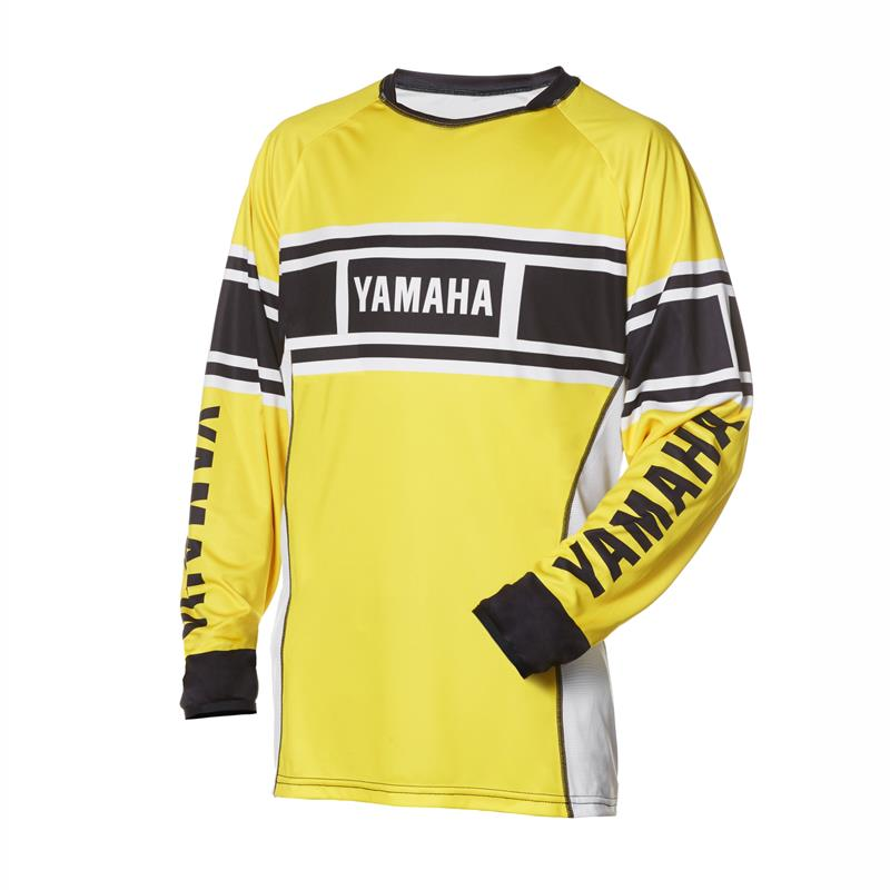 60th anniversary mx riding jersey a15 gt112 y0 0l for Yamaha motorcycles nj