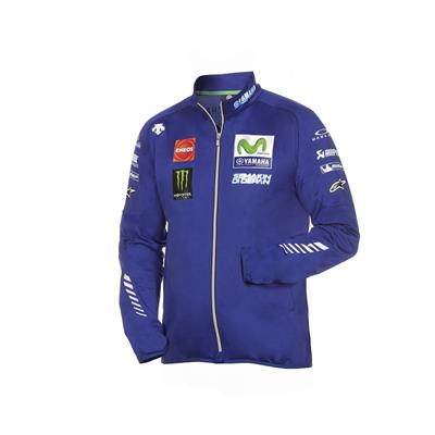 Yamaha MotoGP Team Authentic Sweater Jacket