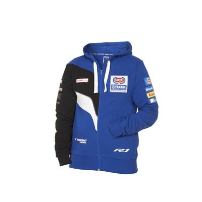 Sweat officiel de l'équipe Yamaha Pata en WorldSBK