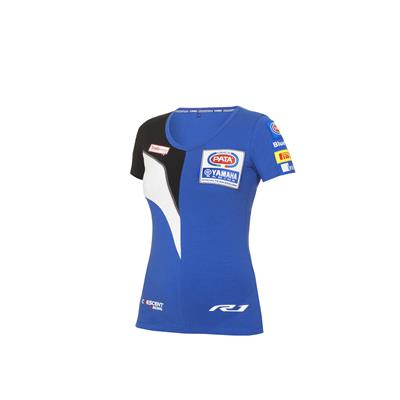 Da. Replica-T-Shirt Pata Yamaha WorldSBK Team