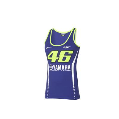 Camiseta de tirantes Yamaha Rossi