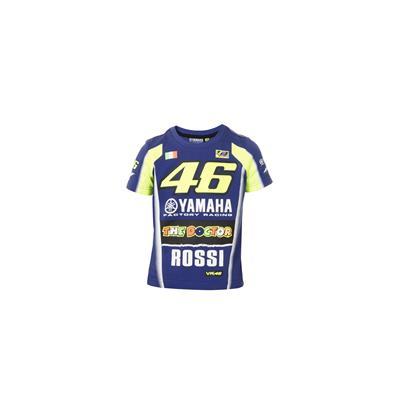 VR46 - Yamaha Junior T-shirt