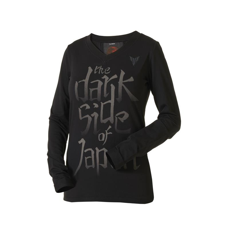 "MT Damen-Langarm-T-Shirt ""Dark Side"""