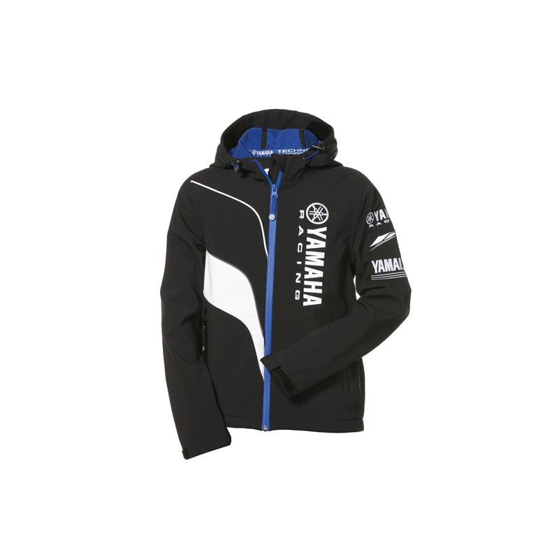 Paddock Blue Junior-Softshelljacke 2016