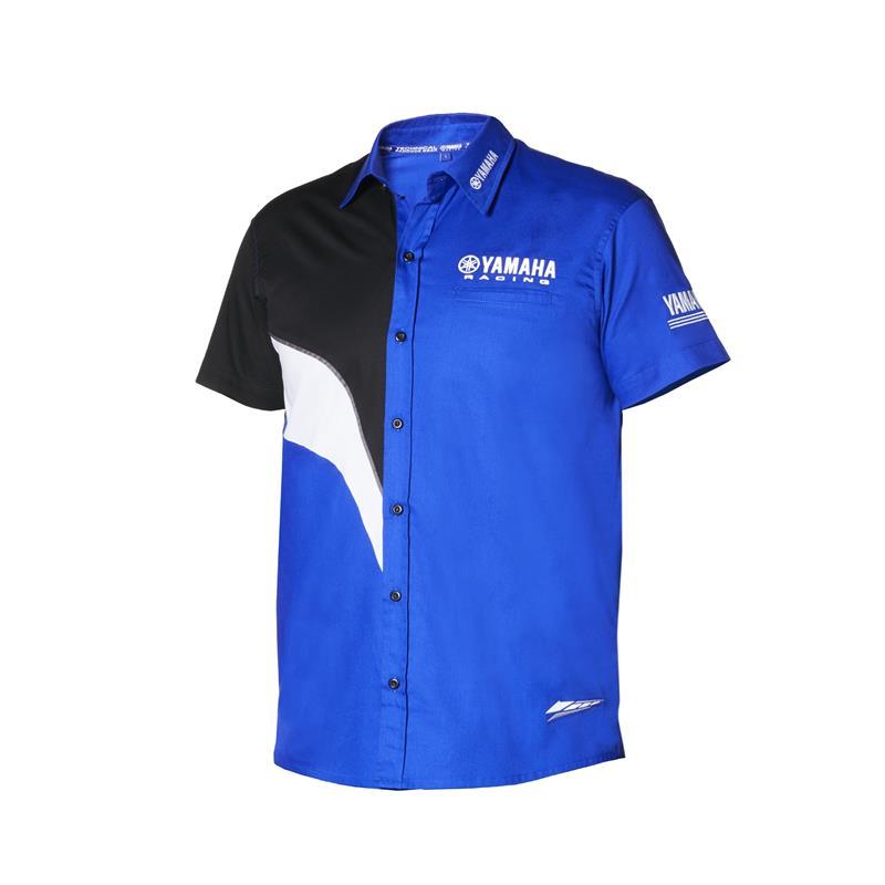 Tricou cu design pentru boxele de curse Paddock Blue 2016