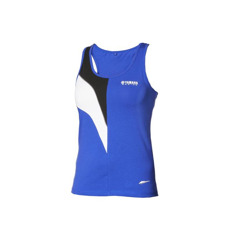 Tricou fără mâneci pentru curse Paddock Blue 2016