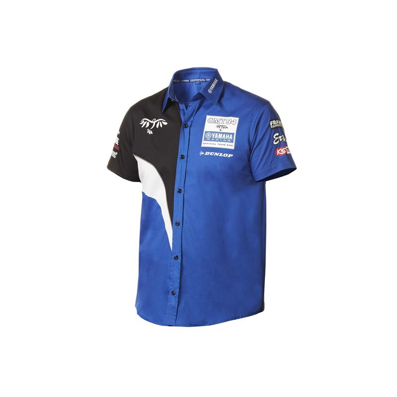 Replika-Pit-Shirt GMT94 Yamaha EWC Racing Team