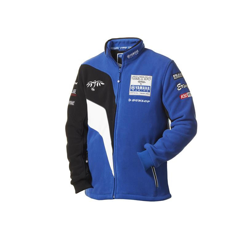 Replika-Fleecejacke GMT94 Yamaha EWC Racing Team