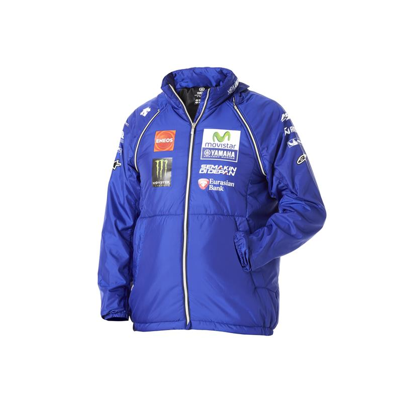 Blouson officiel du Team Yamaha MotoGP