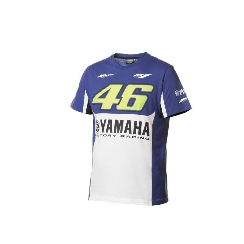 T-Shirt Rossi – Yamaha