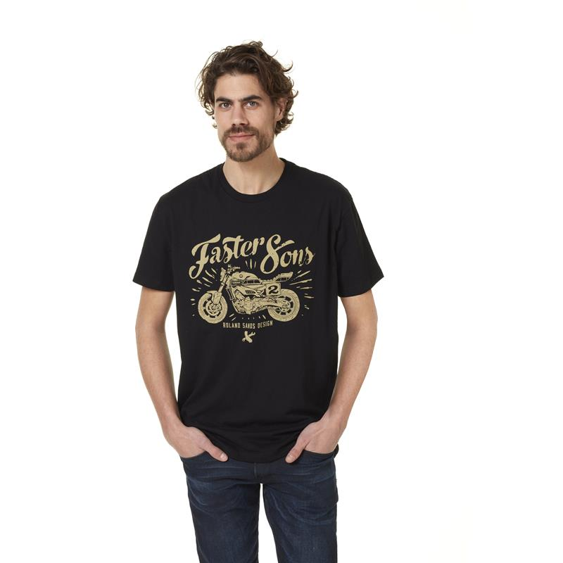 Faster Sons T-shirt van Roland Sands