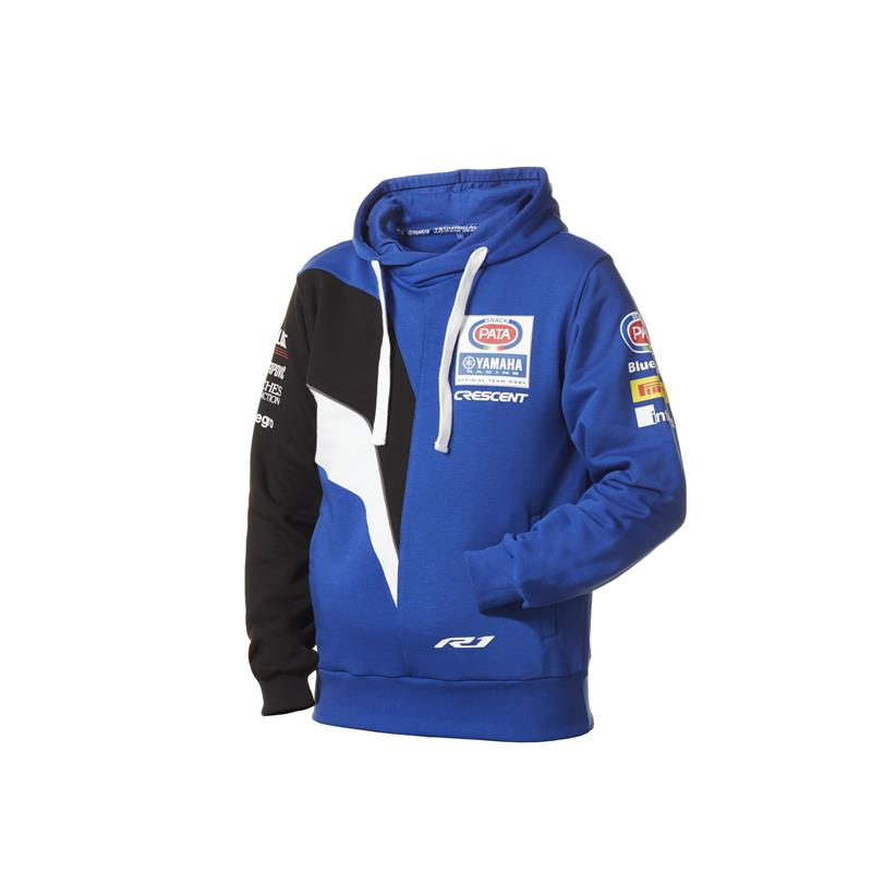 Sweat à capuche Yamaha Pata WorldSBK