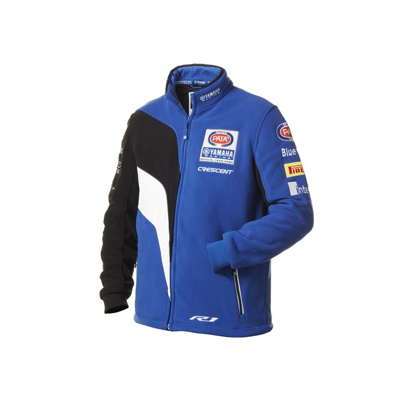 Fleecejacke Yamaha Pata WorldSBK Team