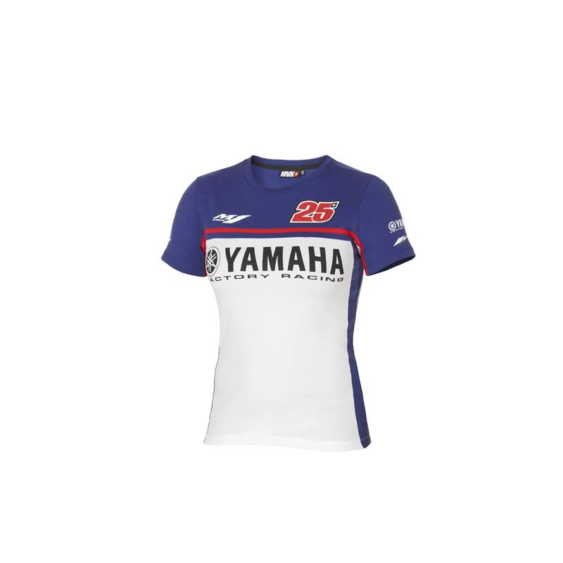 T-shirt femme Viñales - Yamaha