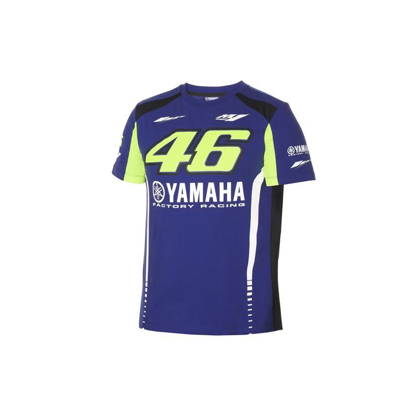Rossi–Yamaha rövid ujjú póló