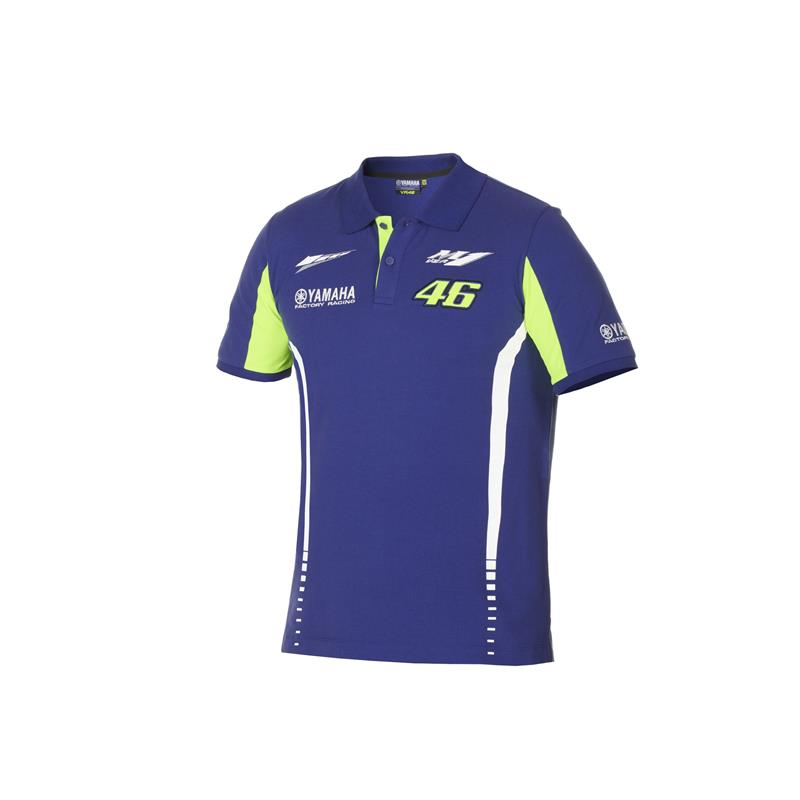 Rossi – Tričko sgolierom Yamaha