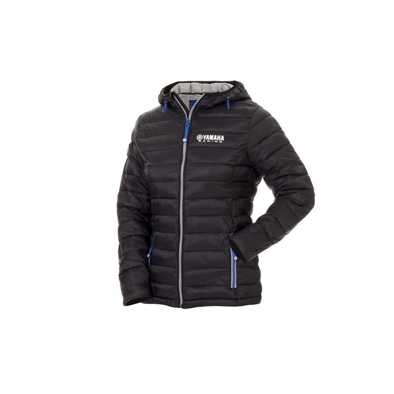 Podložena ženska jakna Paddock Blue
