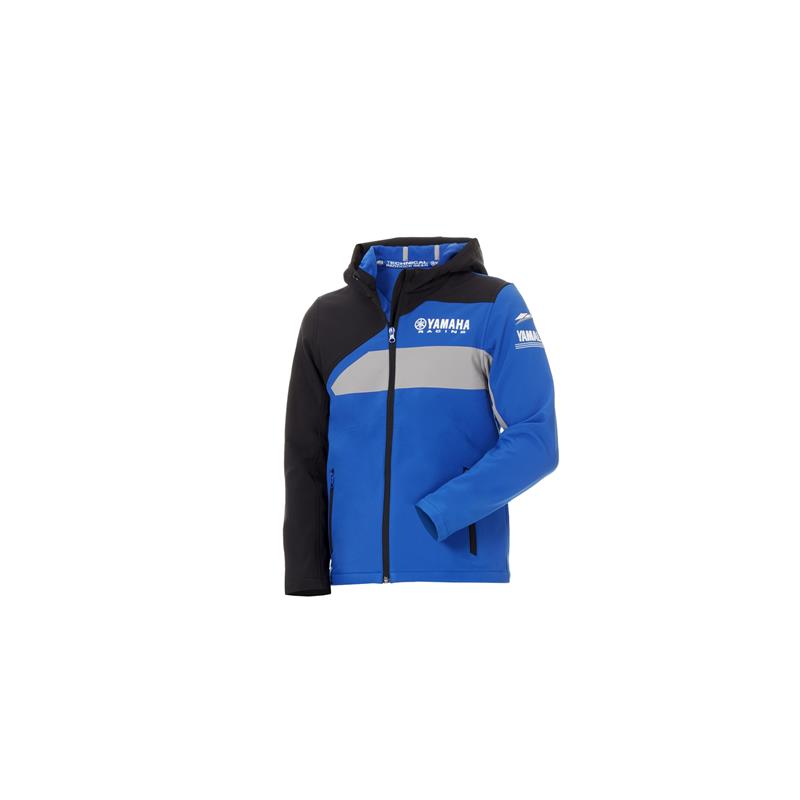 Paddock Blue Kids' Softshell
