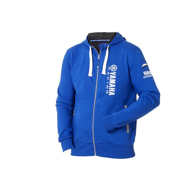 Sweat à capuche homme Paddock Blue