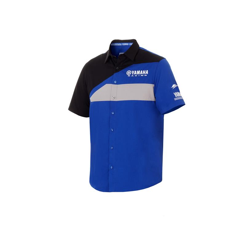 Pit-shirt homme Paddock Blue