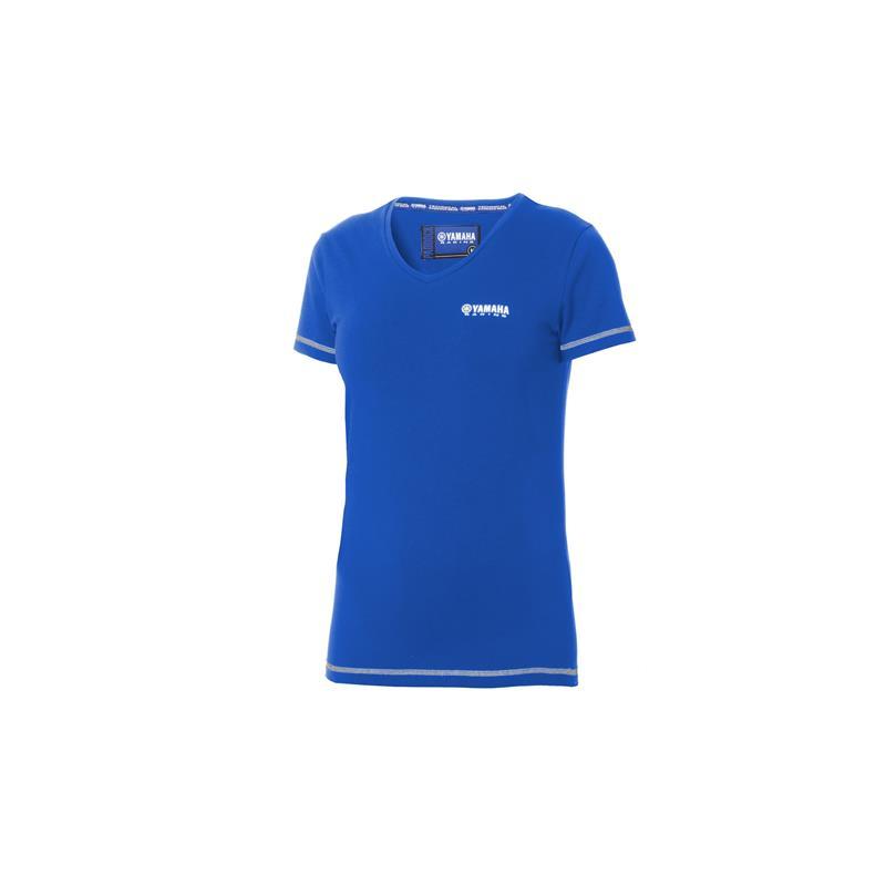 T-shirt femme Paddock Blue