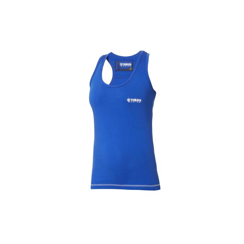 Koszulka bez rękawów Paddock Blue damska