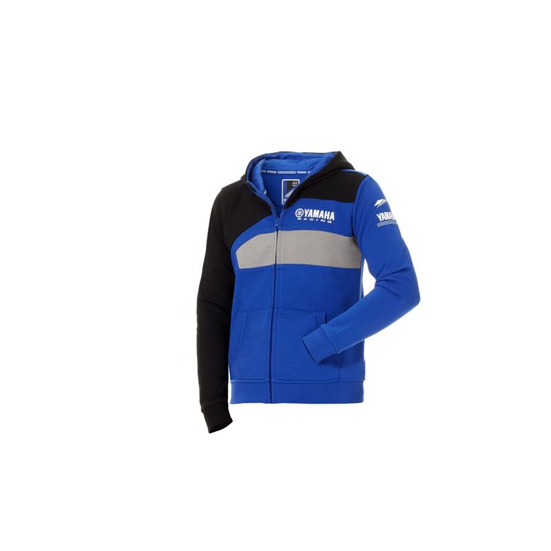 Sweat à capuche enfant Paddock Blue
