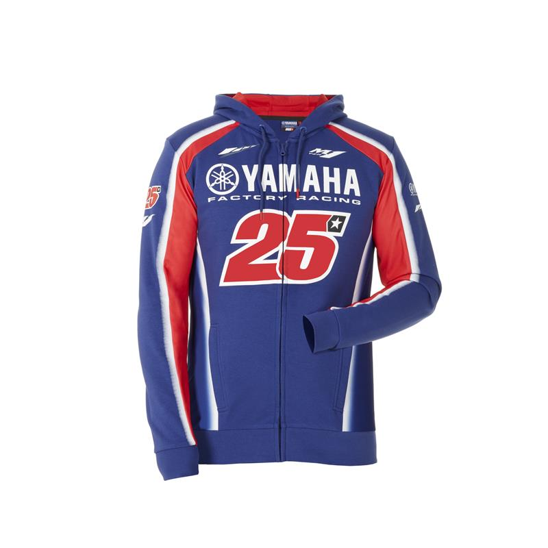 MV25 - Sweat à capuche homme Yamaha