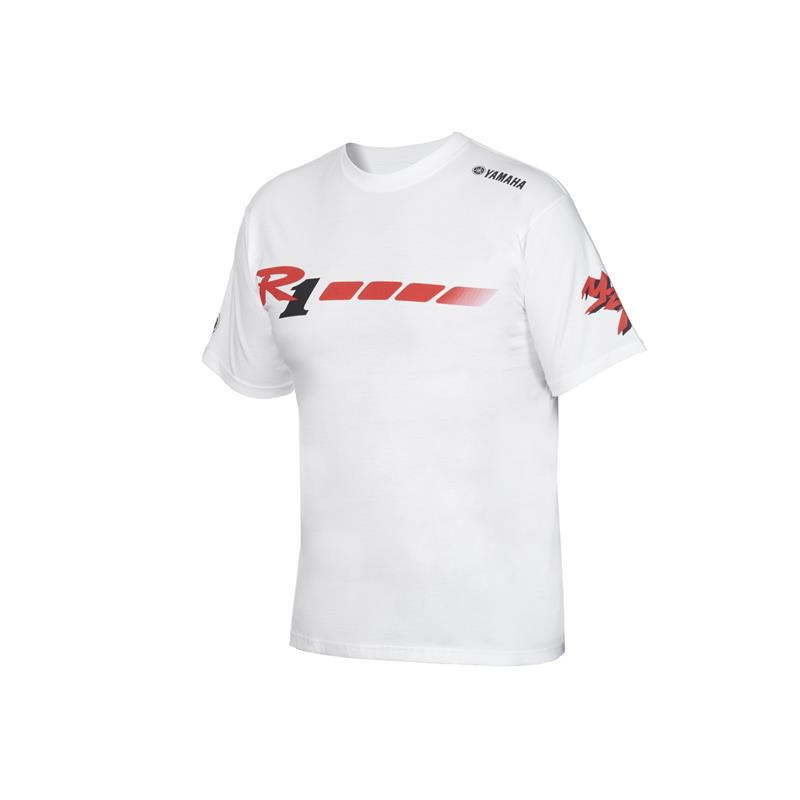 YZF-R1's 20th Anniversary Men's White T-shirt