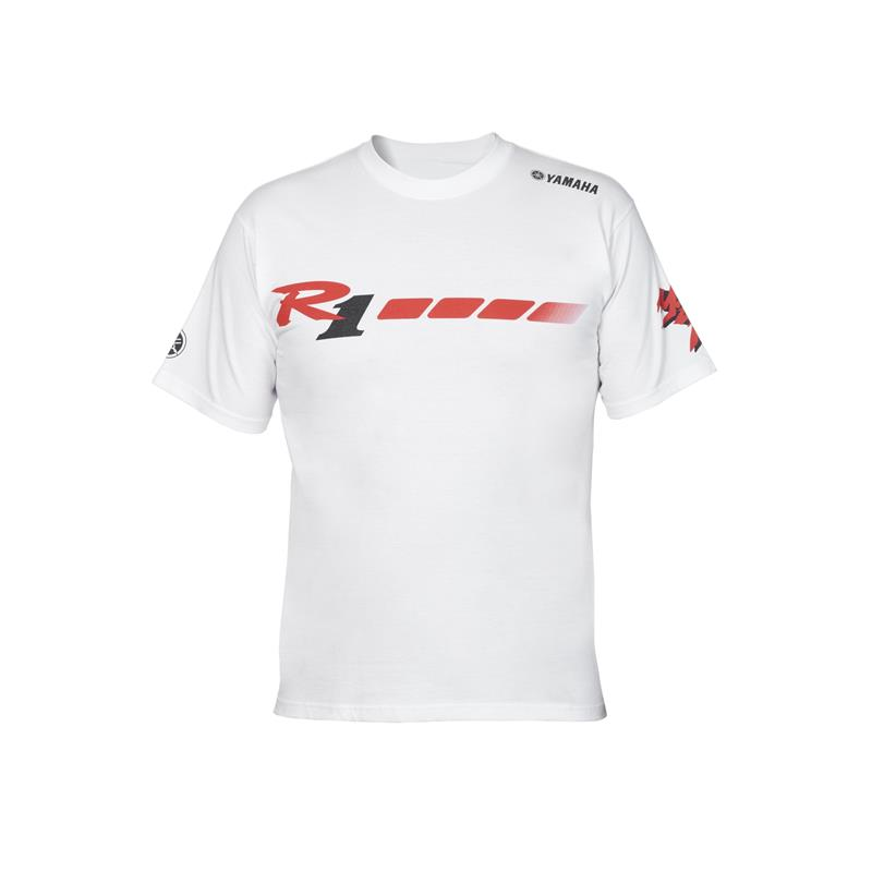YZF-R1's 20th Anniversary Heren T-shirt Wit