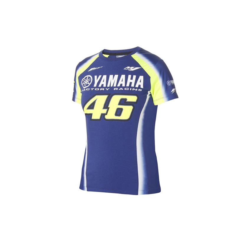 T-shirt femme VR46 Yamaha