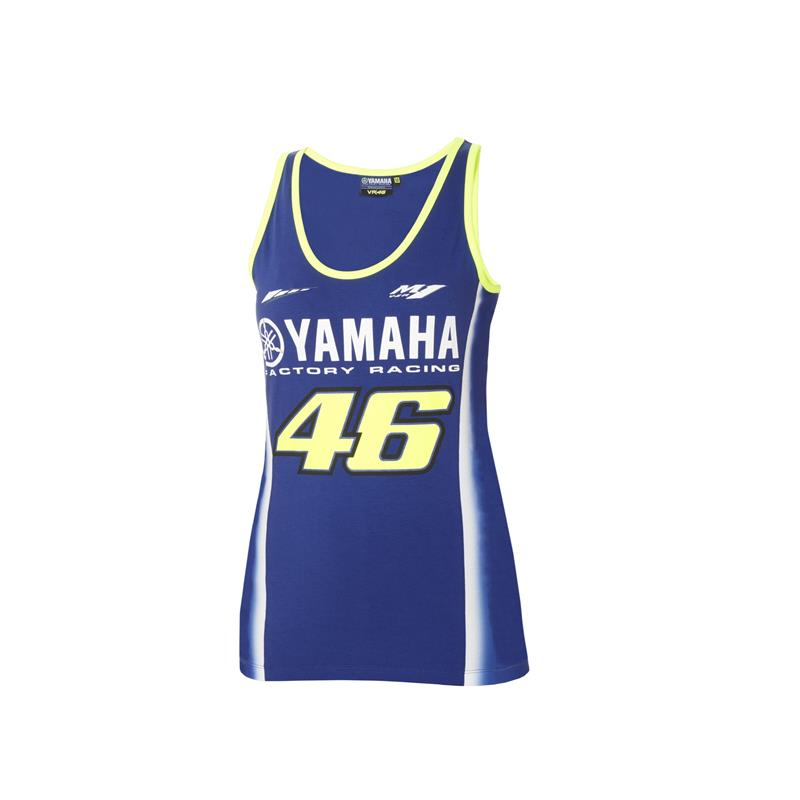 VR46 - Yamaha Women's Tank top