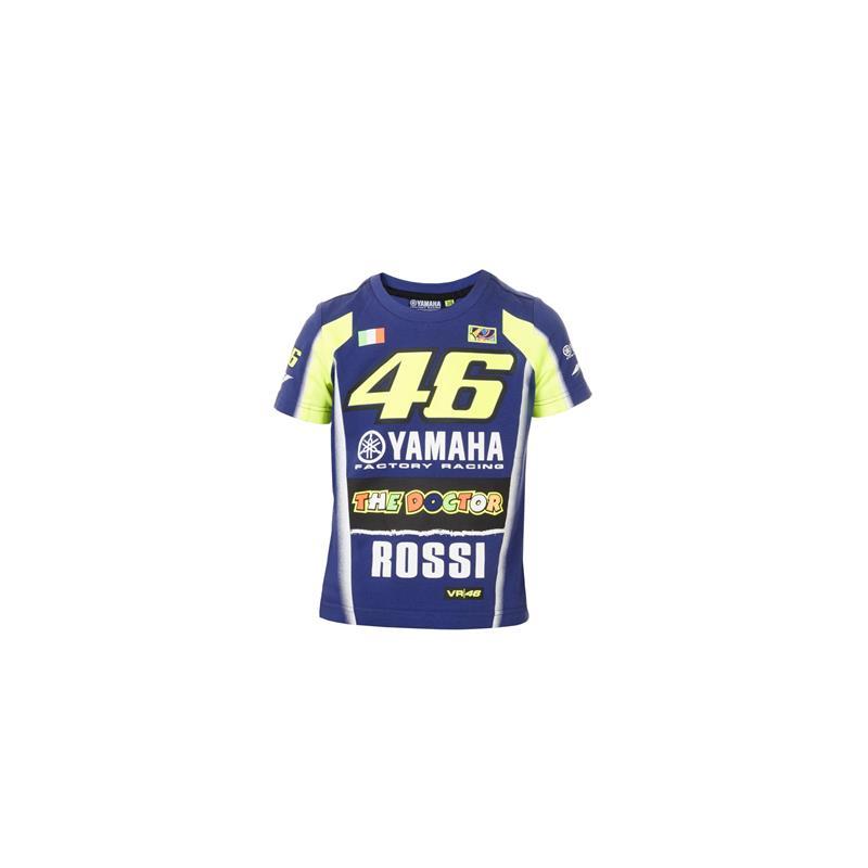 VR46 - Παιδικό T-Shirt Yamaha