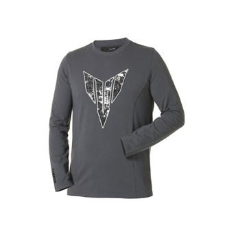 "MT Herren Langarm-T-Shirt ""Ray of Darkness"""
