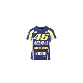VR46 - Camiseta Junior Yamaha