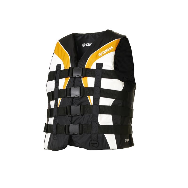WR 4 Buckle Vest