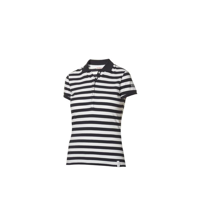 Polo a righe Marine Casual