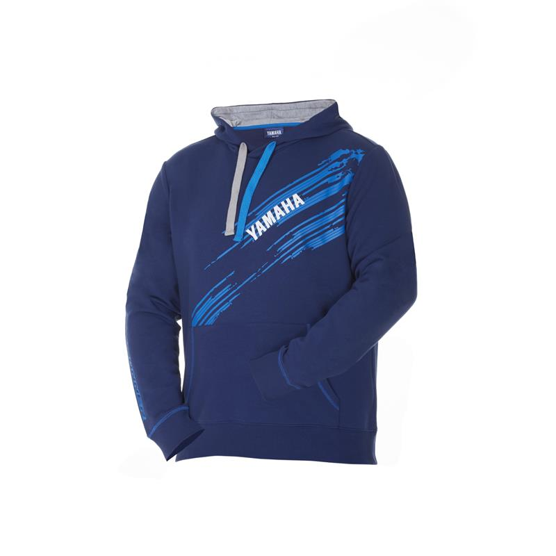 Sweat à capuche Marine WR Casual