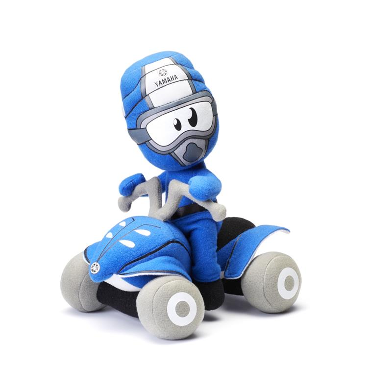 Yamaha ATV Plush Toy