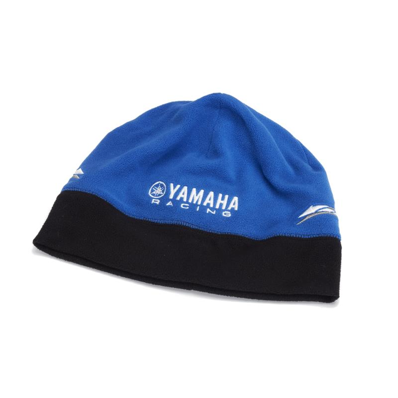 Paddock Blue Reversible Fleece Beanie