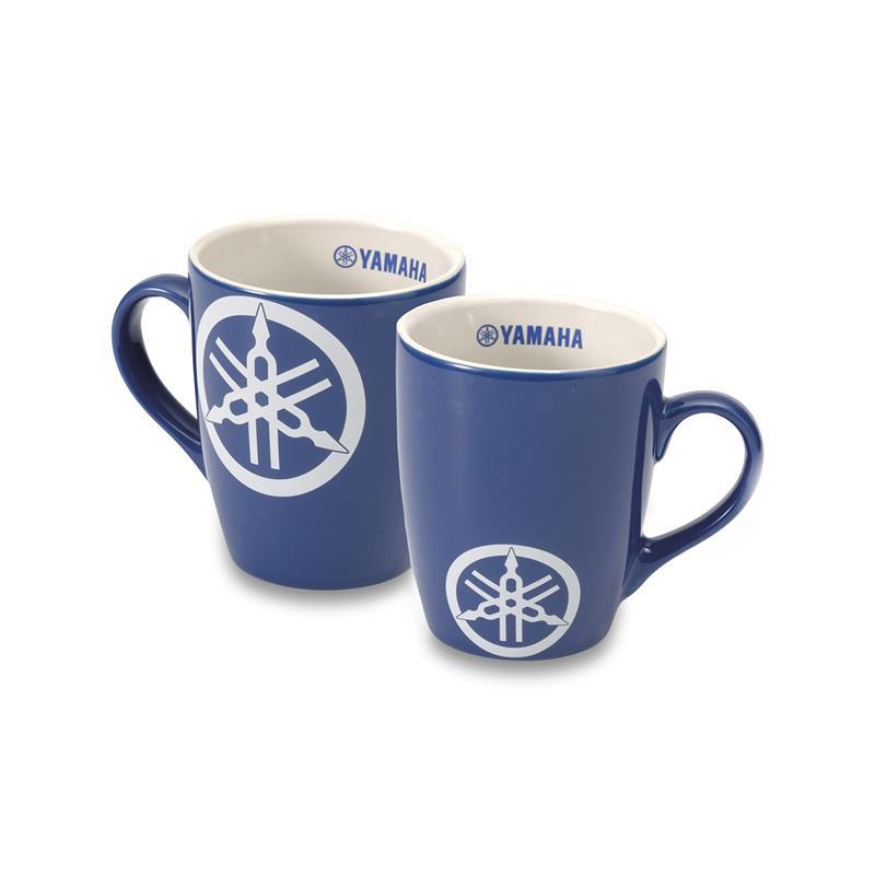 Kaffeebecher mit Yamaha-Stimmgabel