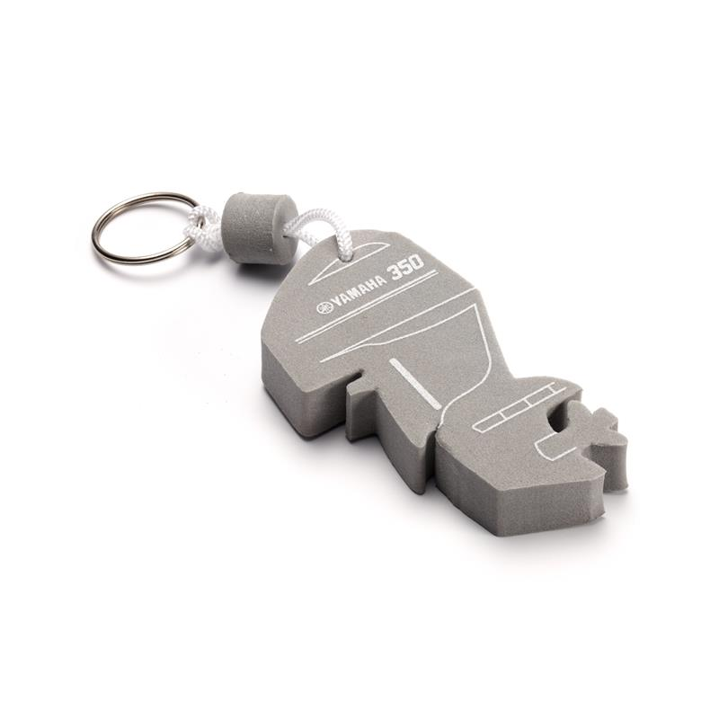 Yamaha 350 Outboard Floating Keyring